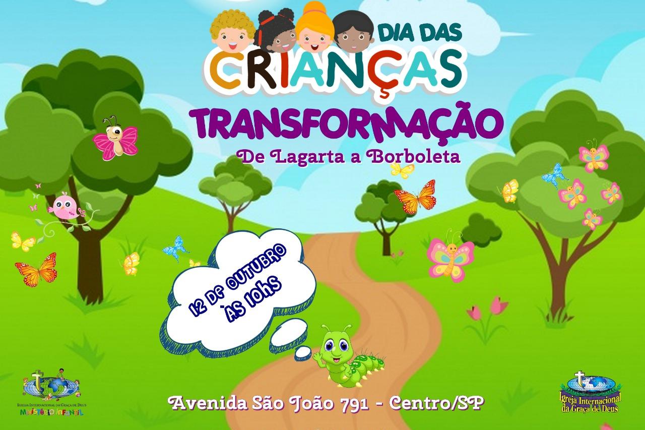 FESTA DO DIA DAS CRIANÇAS NA SEDE /SP