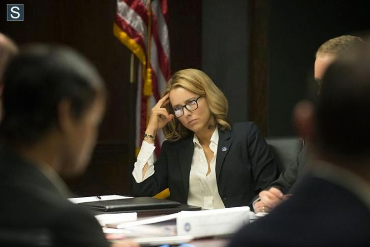"Madam Secretary - Blame Canada - Review: ""Anoter day, another war"""