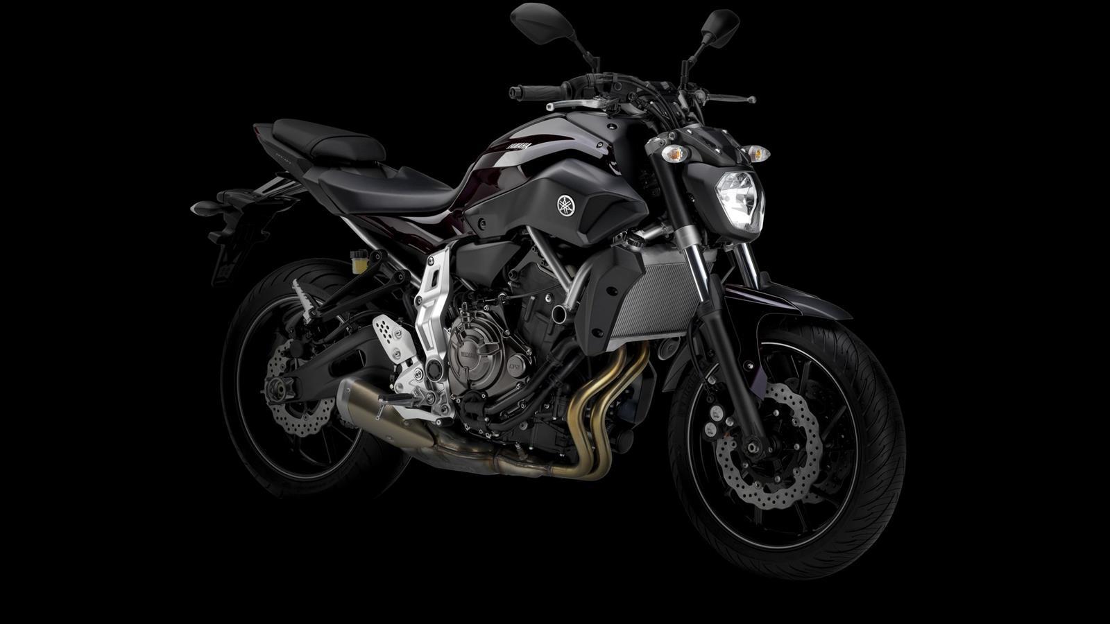 jornal do motociclista yamaha mt 07 com o nome fz 07 a nova moto chega ao canad eua e. Black Bedroom Furniture Sets. Home Design Ideas
