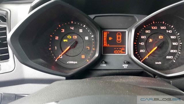 Chery Celer 1.5 Flex - teste de longa duração - 1.000 Km de uso