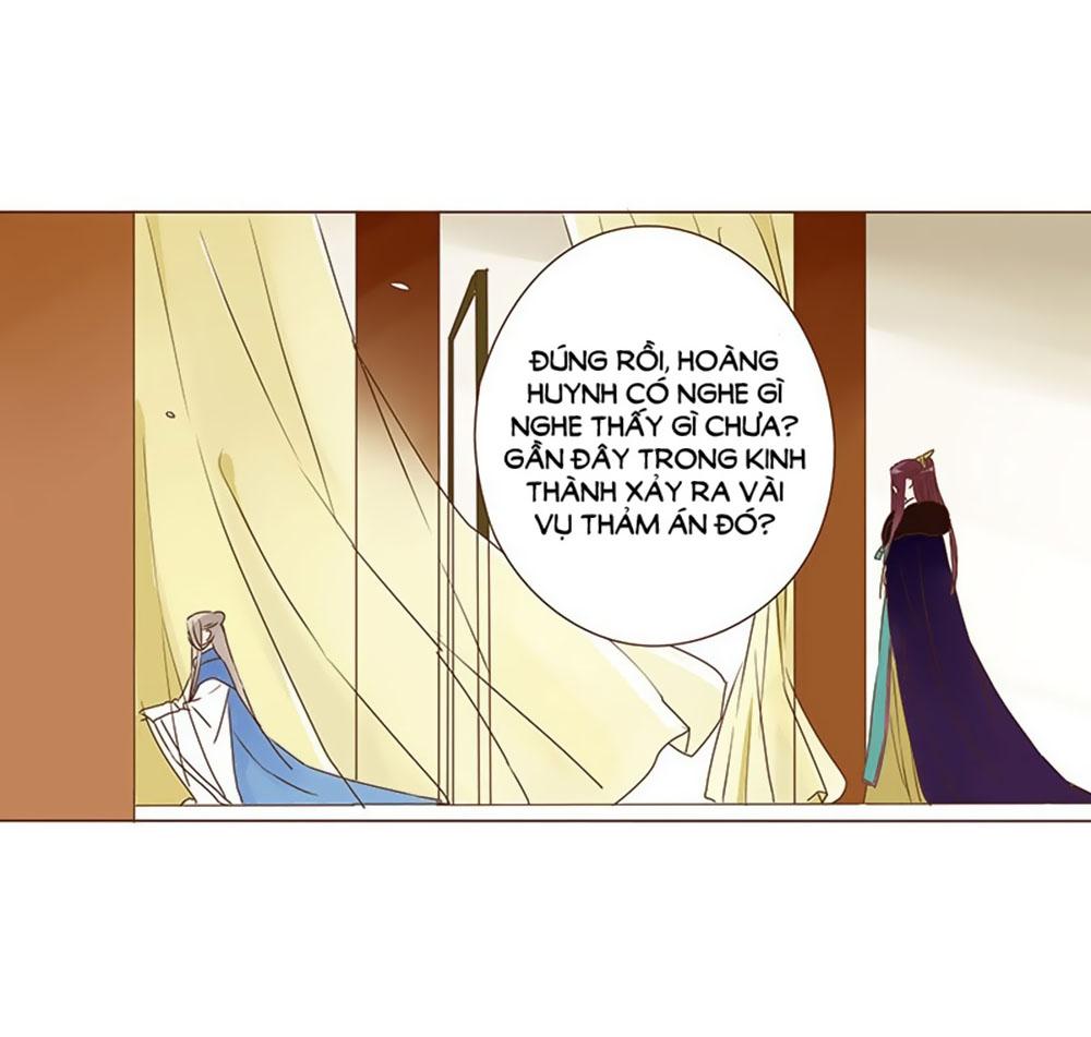 Đế Vương Trắc – Chap 44