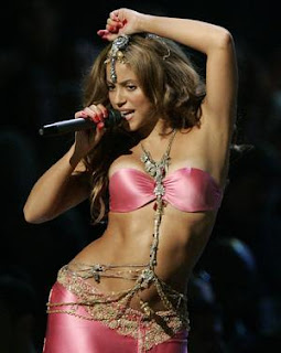 Wallpaper Shakira
