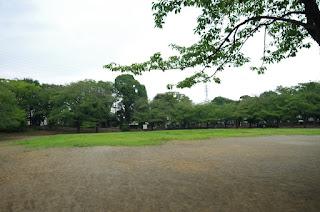 中央芝生広場