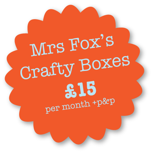 Kid's Craft Box Subscription
