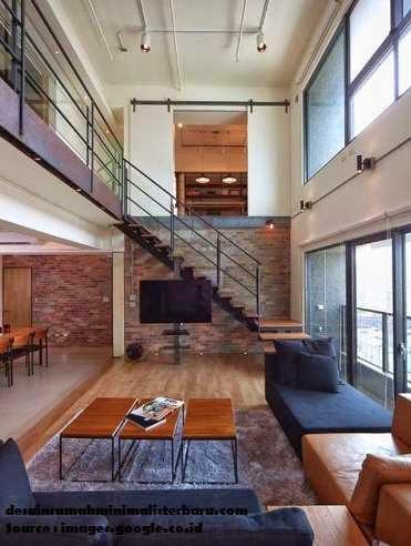 gambar desain rumah minimalis modern 9