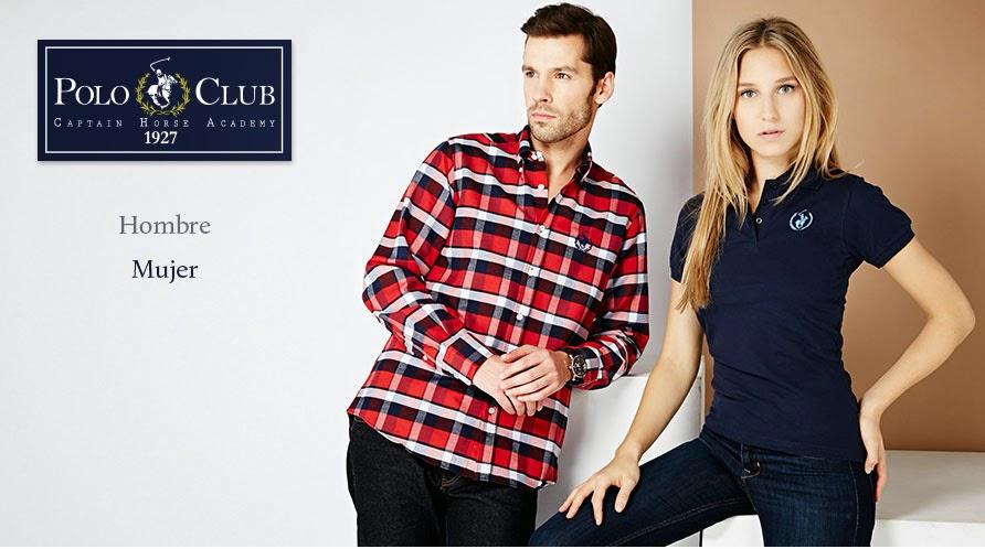 Oferta de la marca Polo Club en noviembre de 2014
