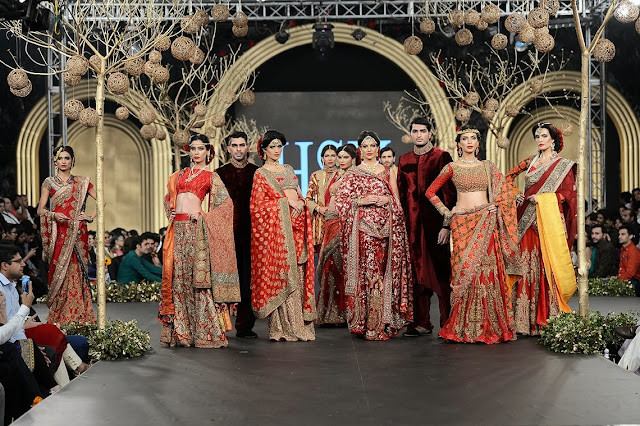 HSY at PLBW 2013 - Pakistani Bridal Fashion