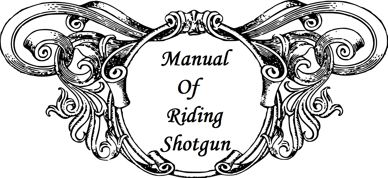 Manual of Riding Shotgun call Phraseology header