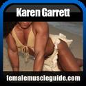 Karen Garrett Female Bodybuilder Thumbnail Image 2