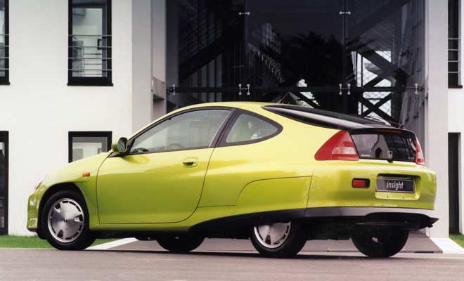 1999 Honda Insight