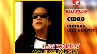 Didi Kempot - Cidro