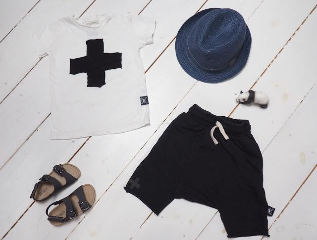 Nununu outfit, Zara sandals, H&M hat