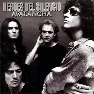 Avalancha   Frontal Heroes del Silencio (16 CD`s) (CL)