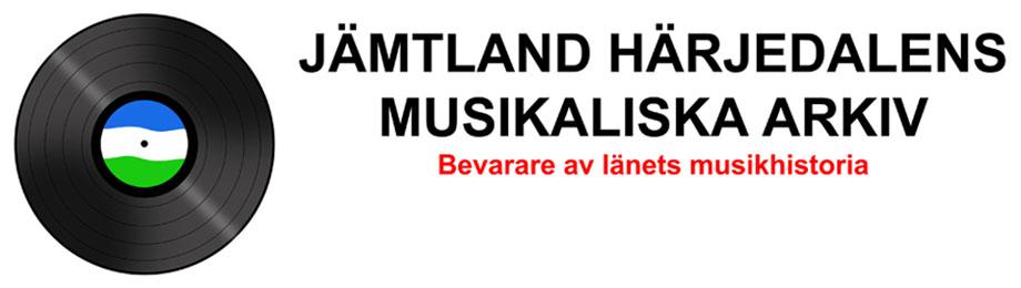 Jämtland Härjedalens Musikaliska Arkiv