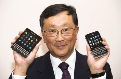 Duh! BlackBerry Passport dan Classic Hanya Terjual 8.000 Unit di 2015