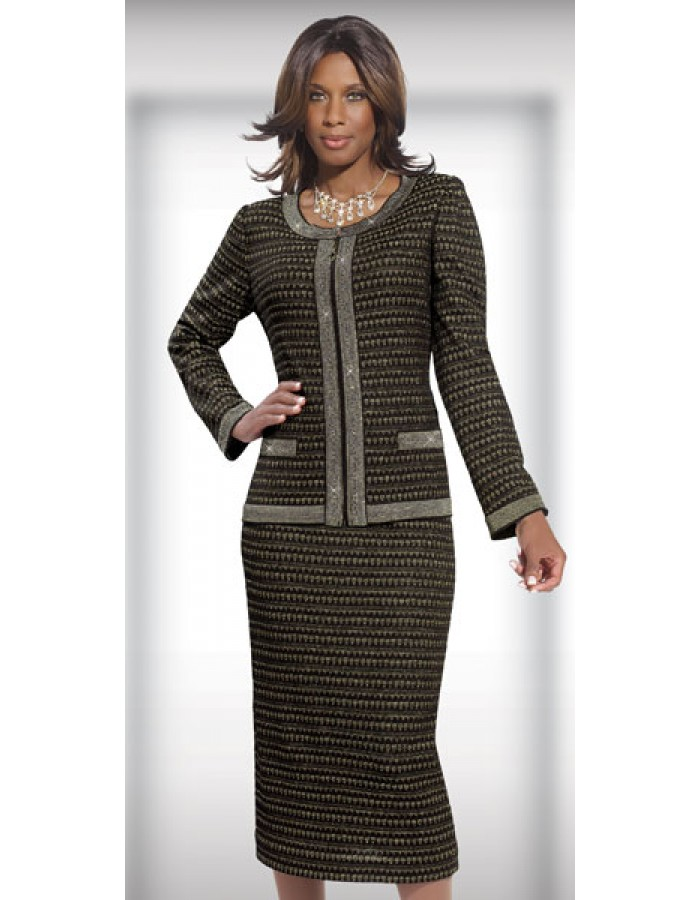 Fantastic Black Women Church Suits And Dresses