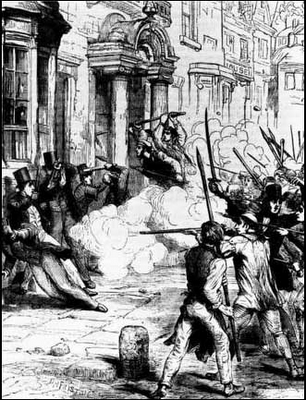 Newport Uprising