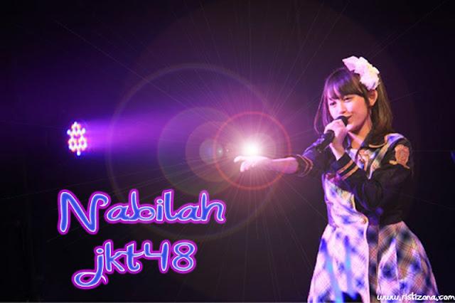 Foto Nabilah JKT48