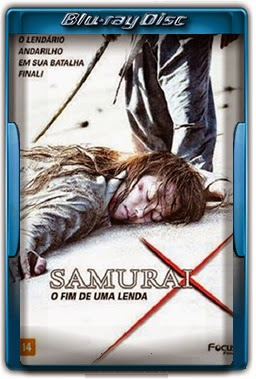 Samurai X – O Fim de Uma Lenda Torrent Dual Audio