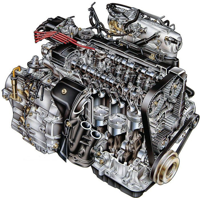 general knowledge car engines part 1