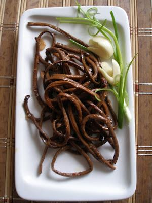 папоротник сушеный по корейски рецепты приготовления