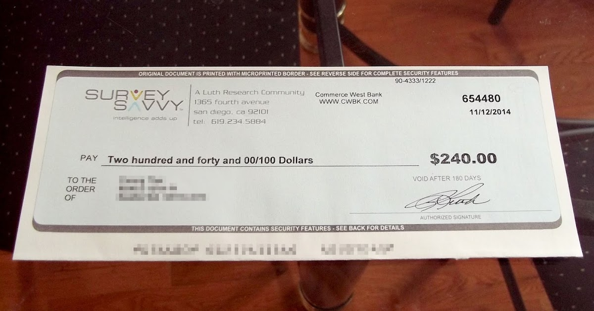 Wonderpierrot 39 s blog just got my largest check yet from for Savvyconnect