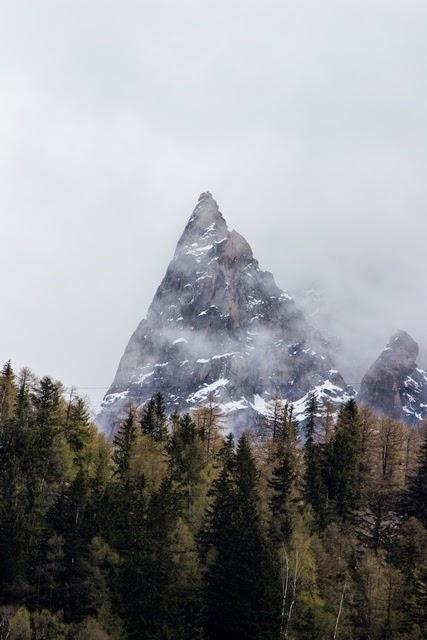 La matrice des montagnes