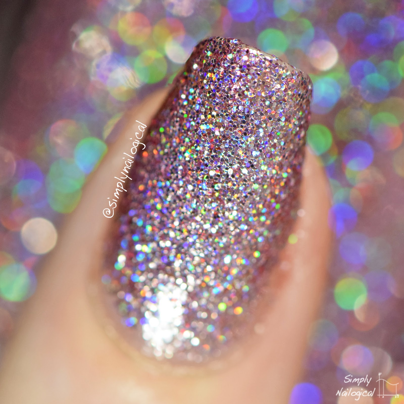 Simply Nailogical: Painted Polish releases four new holo glitters