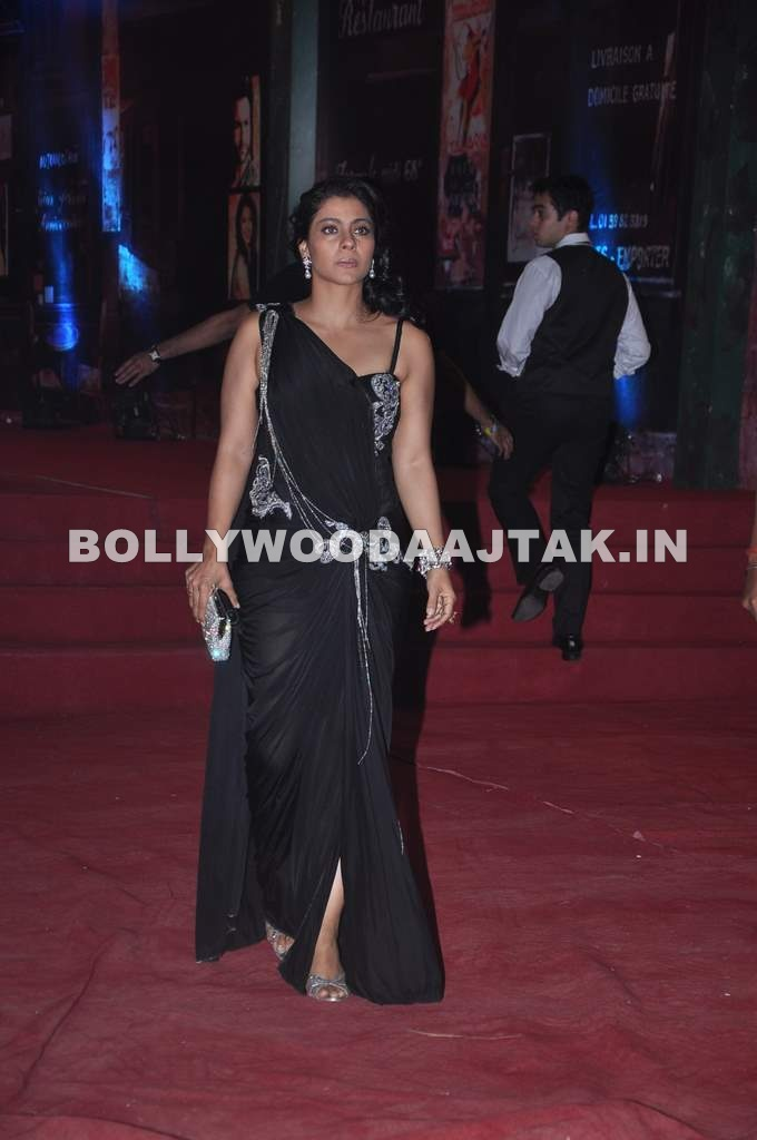 Kajol1 - Kajol at the Stardust Awards 2012