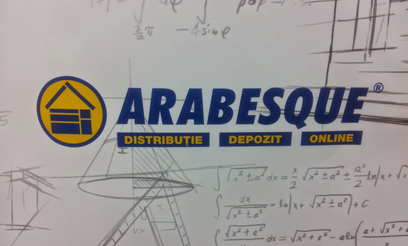 Arabesque - materiale de construcții