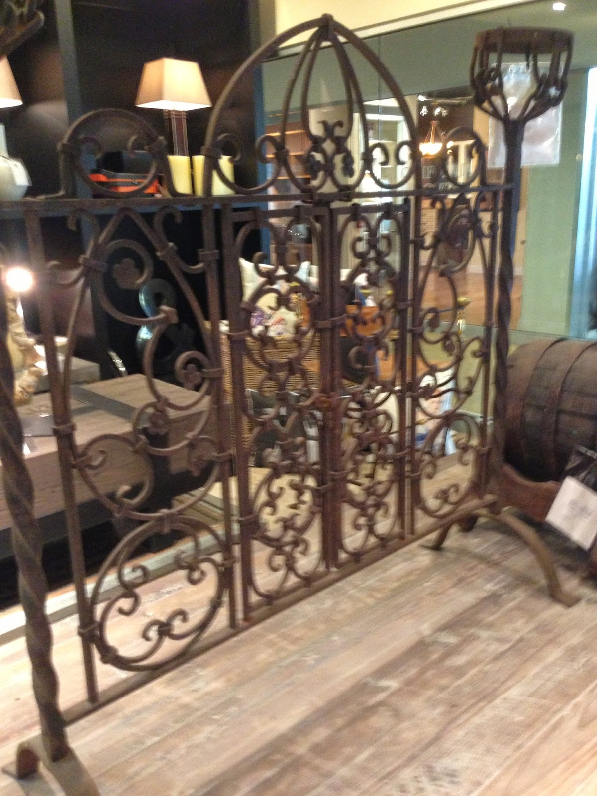 dean farris style new shipment decoratives and more fire screen mp interiors