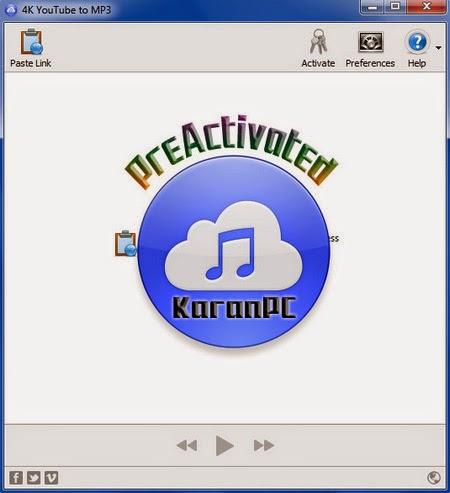 4K YouTube to MP3 Full