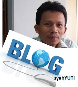 Mau blog-blog syahYUTI yang lain ?