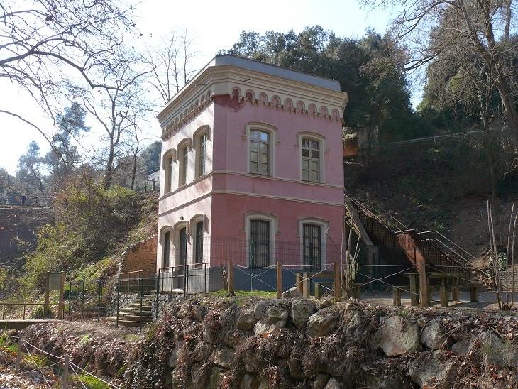 Casa del Guarda de Vallvidrera