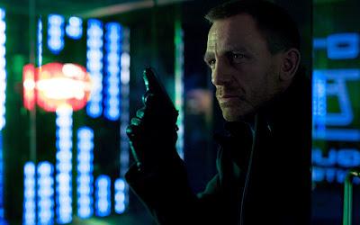 Daniel Craig James Bond Skyfall 007 Movie HD Wallpaper