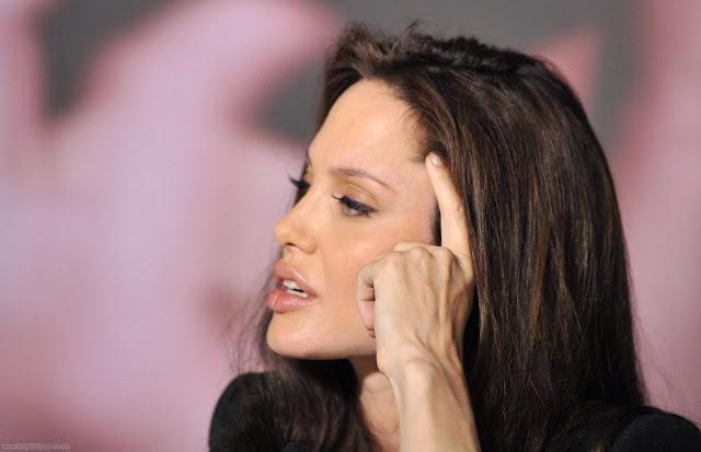 Angelina Jolie Latest Photo Shoot