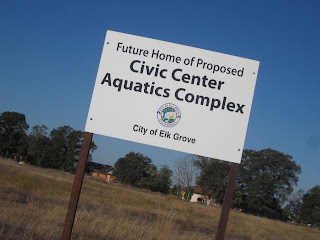 Elk Grove Inching Ever Closer on Proposed Olympic Pool, Commerical Water Park
