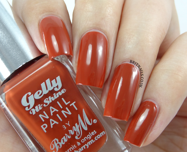 Barry M Paprika