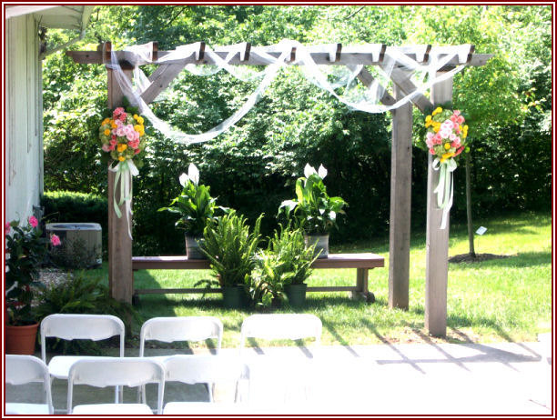Garden Wedding Unique Ideas | Successful Garden Design