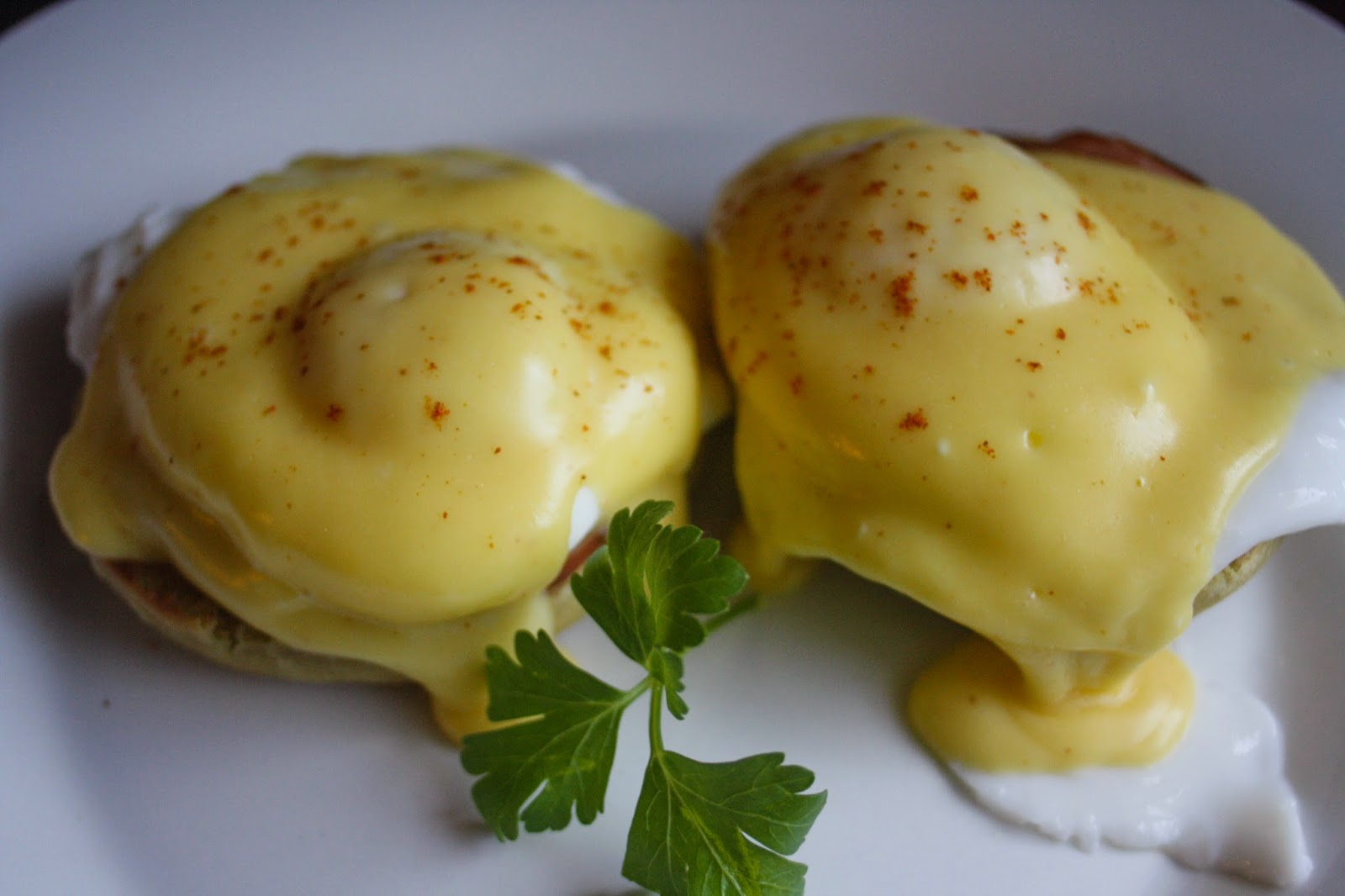 Goodness Gracious: Easy Eggs Benedict (Cumberbatch)