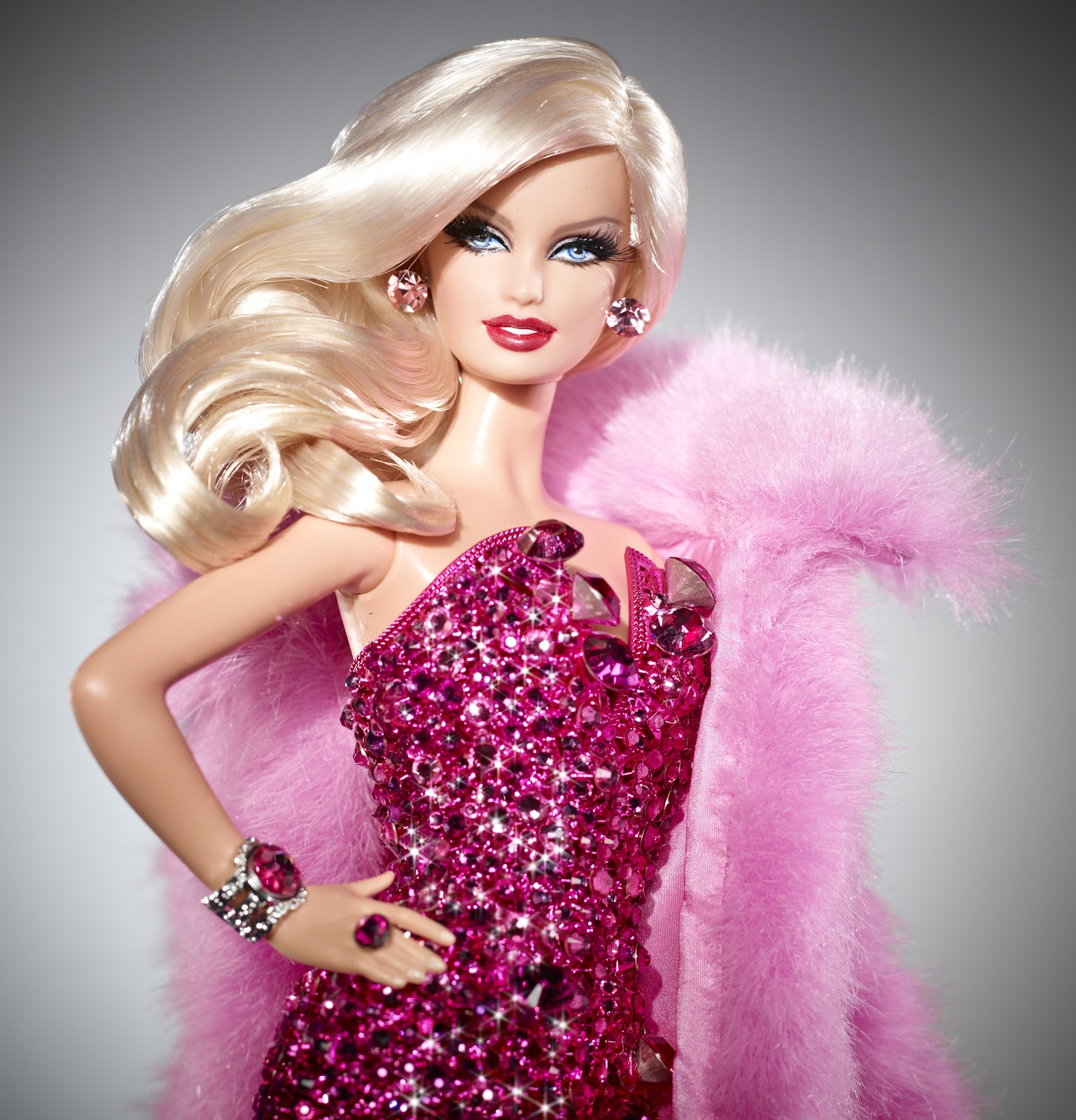 Barbie Wallpaper Tumblr: THE FASHION DOLL REVIEW: Pink Diamond Barbie By The Blonds