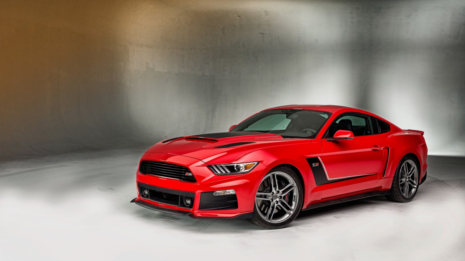 Ford Mustang Wallpaper Download