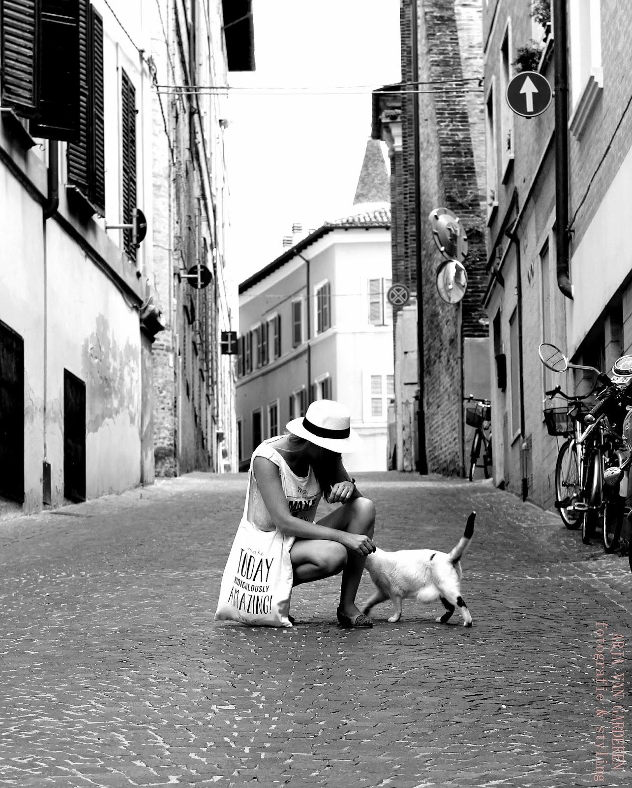 ZW&H.NL: Straatje in Italië