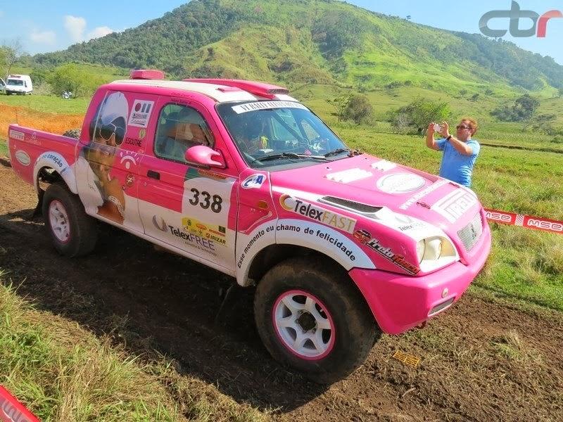 ТелексФри - спонсор женской сборной Бразилии по Автоспорту