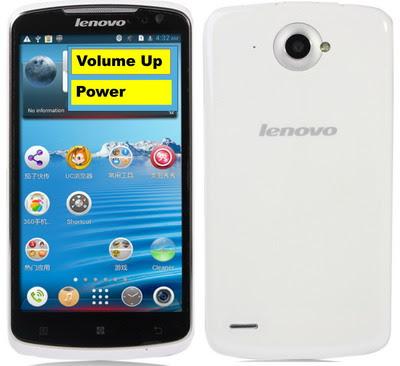 Hard Reset & Factory Reset Lenovo S920