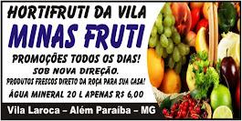 Frutas - Legumes - Verduras