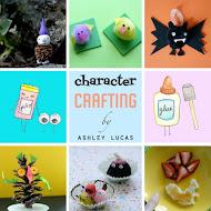 Purchase Ashley's First Crafting Book!