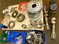 HTL hydraulic motor repair