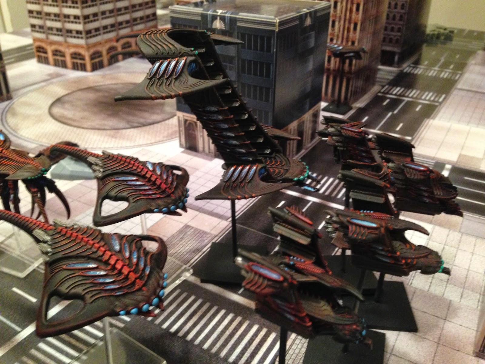 Dealing the Resistance Barrage templates Faeit 212 Warhammer 40k