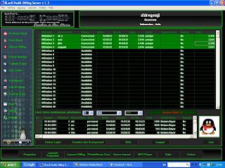 BLACKPEARL Software Billing Warnet gratis